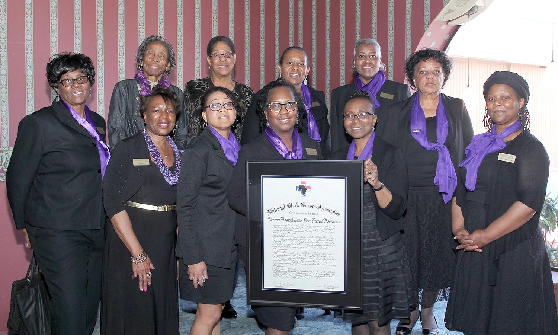 WMass Black Nurses Scholarship Luncheon