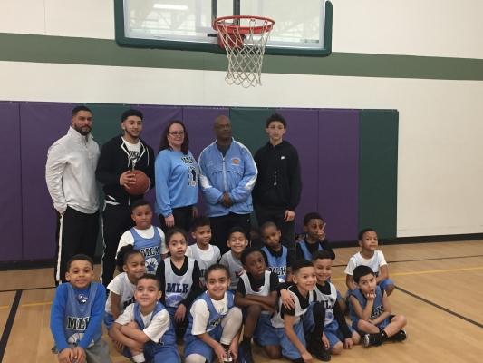 Justin_Basketball Team