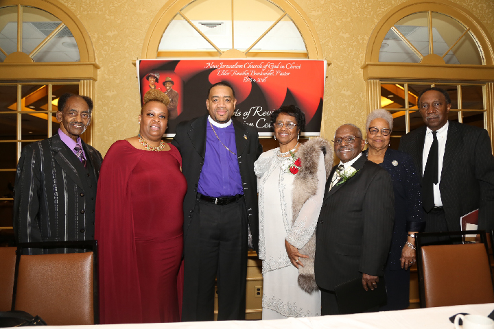 Roots of Revival Reunion Celebration