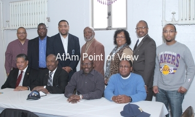 The Regional Meeting Of The NAACP