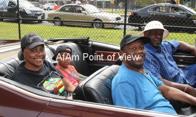 The 28th Annual Stone Soul Festival was held from September 2nd to September 4th.