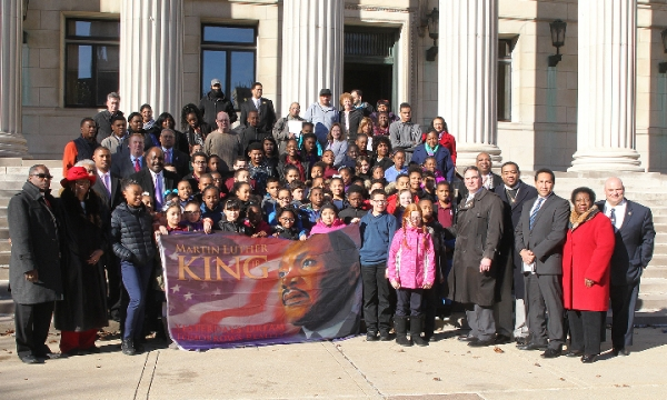 Celebrating Martin Luther King, Jr. Day in the Region