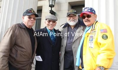 Celebrating Our Veterans