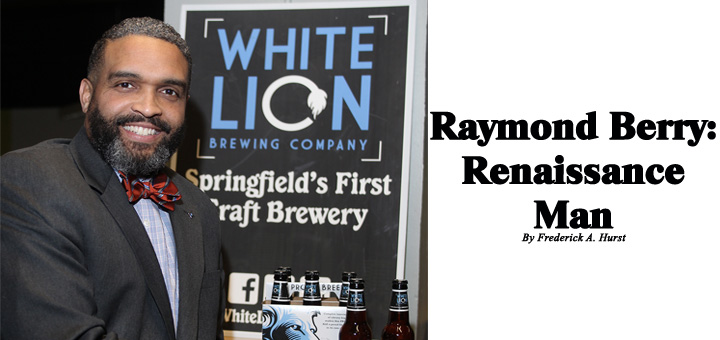 Ray Berry launches White Lion Brewing Company