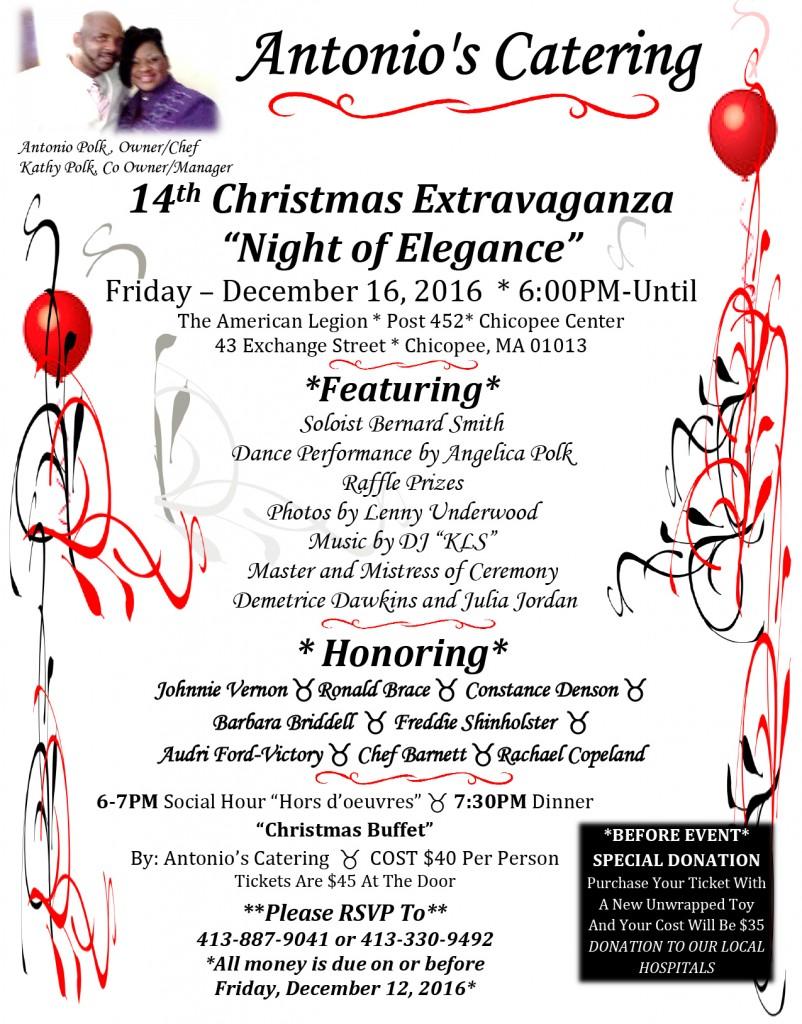 Night of Elegance @ The American Legion, Post 452 | Chicopee | Massachusetts | United States