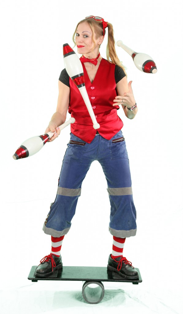 jenny the juggler