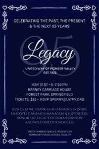 95th Anniversary Celebration @ Barney Carriage House | Springfield | Massachusetts | United States