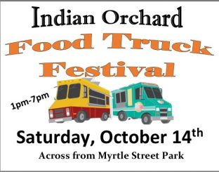 Food Truck Festival @ parking lot directly across the street from Myrtle Street Park | Springfield | Massachusetts | United States