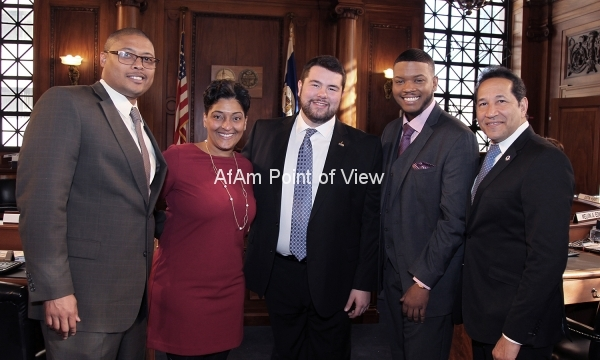 Springfield City Council & School Committee Swearing-Ins