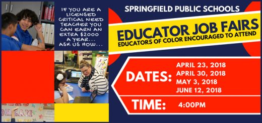 Springfield Public Schools -- Educators Job Fair @ Meline Kasparian Learning Center (Liberty Plaza Near RMV) | Springfield | Massachusetts | United States
