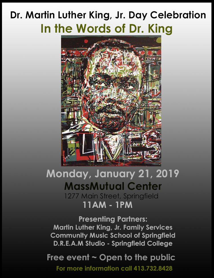 Dr Martin Luther King Jr Day Celebration